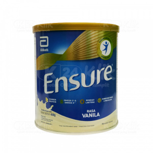 ENSURE RASA VANILA 400 G