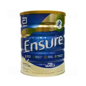 GOLDSURE BY ENSURE VANILA 900G KALENG