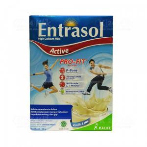 ENTRASOL ACTIVE VANILLA LATTE 160GR