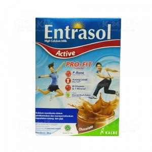 ENTRASOL ACTIVE COKLAT 350G