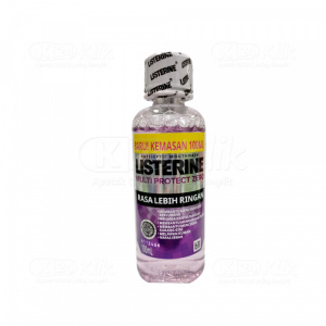 LISTERINE MULTI PRORECT ZERO 100ML