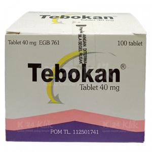 TEBOKAN TAB 100S