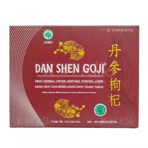 DAN SHEN GOJI 12S