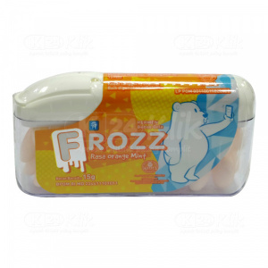 FROZZ ORANGE MINT (ORANGE)