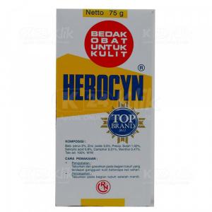 BEDAK HEROCYN 75G