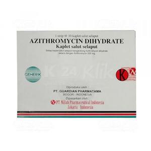 AZITHROMYCIN NULAB 500MG TAB 10S