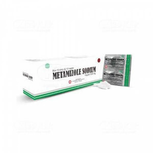 METAMIZOLE IMFARMIND 500MG CAPL 100S